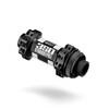 DT Swiss 350 napa takakiekko 135 mm/5 mm Center Lock , musta